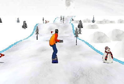 Çılgın Kayakçı