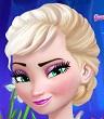 Elsa Frozen Karlar Ülkesi Peri Kızı