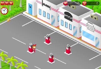 Hızlı Benzin İstasyonu İşletme